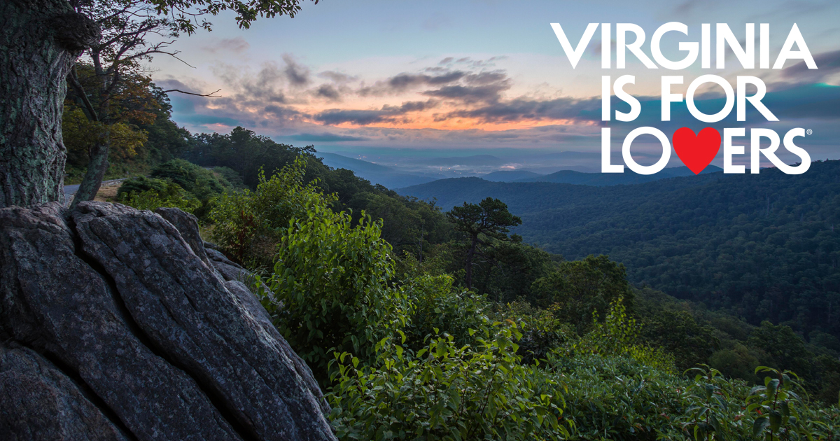 Virginia Is the Best Place for Lovers